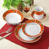 italian porcelain dinner set, germany fine porcelain dinner set,luxury porcelain dinner set