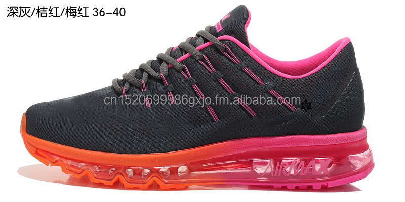 wholesale low MOQ outdoor action women air sports running shoes