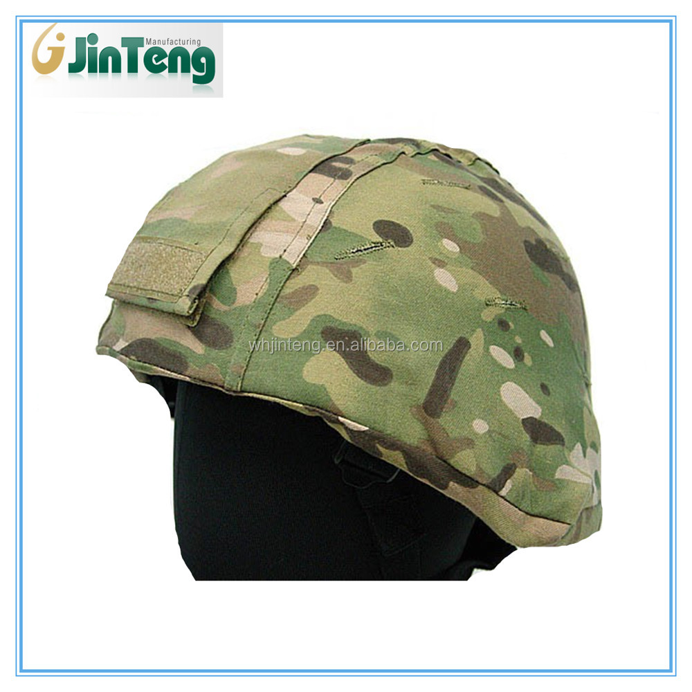 multi camouflage USG MICH TC-2000 ACH kevlar Helmet Cover