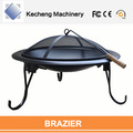Garden brazier outdoor heaters cast iron charcoal fire pits