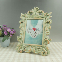 Wholesale handmade resin photo frames western style