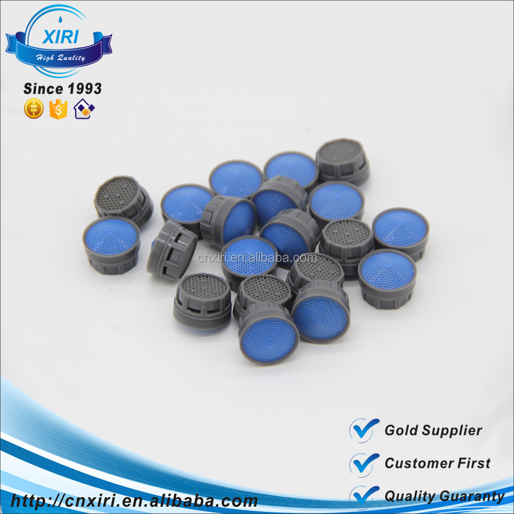 Wholesale high quality plastic blue water saving faucet aerator C-4