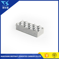 Tungsten carbide replacement gripper inserts