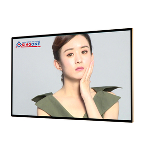 New Design Indoor LCD screen Wall Mounted Advertising Display