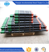 Trade assurance api 5ct t95 casing steel pipe 4tube china supplier