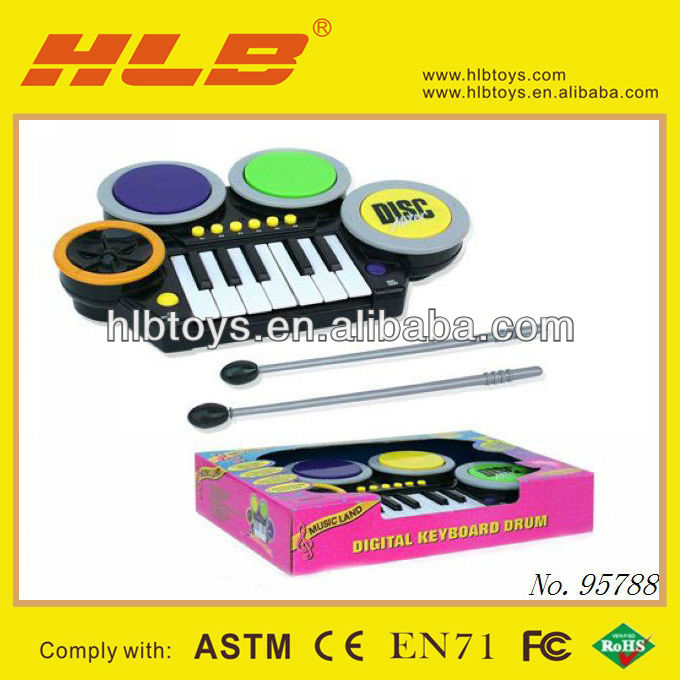 Electric Digital Keyboard Durm Game Toys,Table Sport toys,Series code:1109462