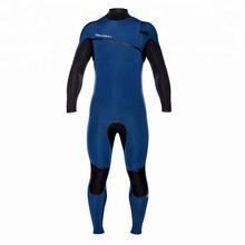 Degli uomini neoprene zippless monopinne surf muta 3mm