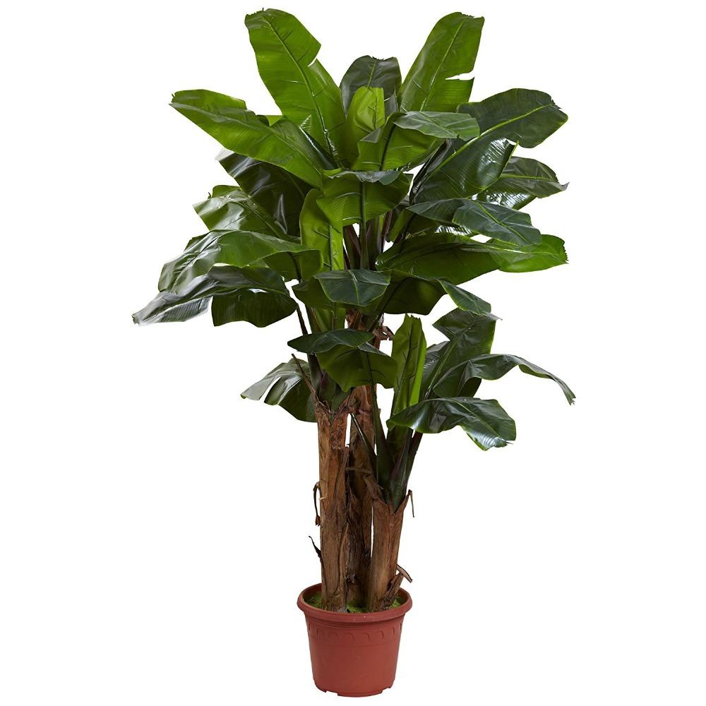 Real Indoor Trees Part - 34: Real Bar Banana Tree New Arrived Artificial Banana Tree Plant