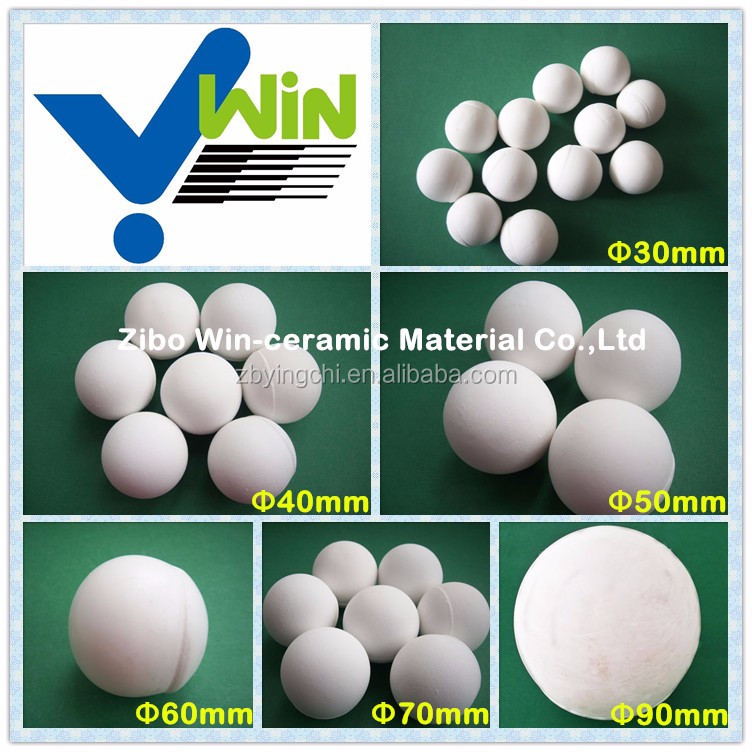 high density alumina ceramic polishing grinding wet beads milling