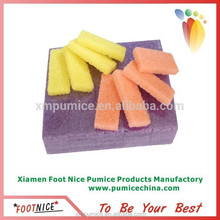 purple sponge rock stone foot callus remover