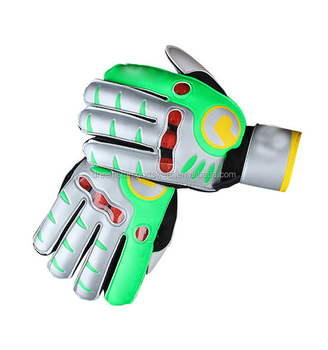 Best Quality PVC+EVA Football Glove