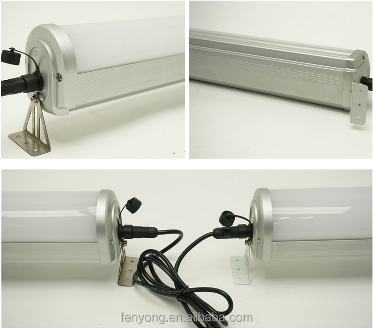 NEW waterproof LED 60w 1500MM tri-proof light luminaire IP65