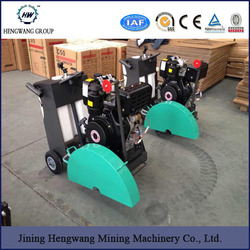 New road construction machine/Pavement cutting machine