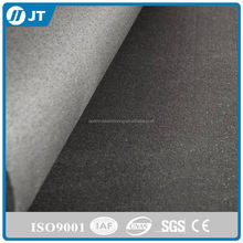 South China black tire rubber +foam rubber+ sbr laminate flooring underlayment
