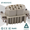 ST-HD 10pin electrical automotive ecu wire connector female electric cable connector price terminal