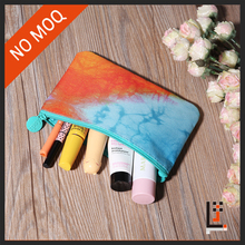 plain sublimation oxford cosmetic pouch bag