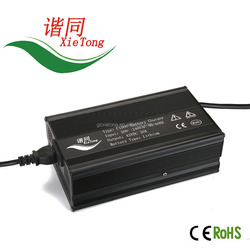 60V10A Lead Acid / LiFePO4 /Li-ion Battery Charger Electric Vehicles Battery Charger Sweeper Charger