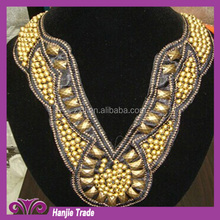 Wholesale Beads handmade Collar high quality materials -cco11117 ~Necklace Collar for Garments Crafts