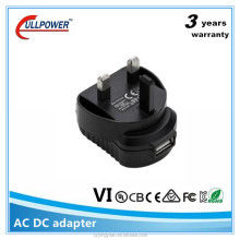 5v 6v 6.5v 100ma 150ma 200ma 500ma usb adapter switching mode power supply