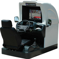 lifang car drive simulator/automobile driving simulator for sale