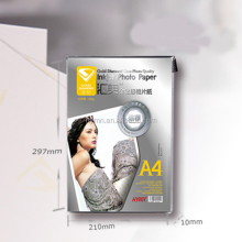 quality premium photo paper a4 265gsm rc metallic best quality a4 paper