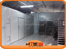 Customization available heated air circulation intelligent control almond dryer