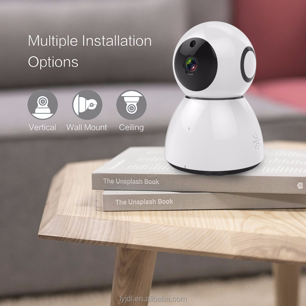 Hikvision IP Camera, 1080P HD 5.0MP WiFi Wireless Security Surveillance Camera with Motion Detection Pan/Tilt Baby monitor