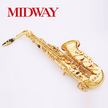 Professional Eb Cheap Brass Mini Alto Saxophone