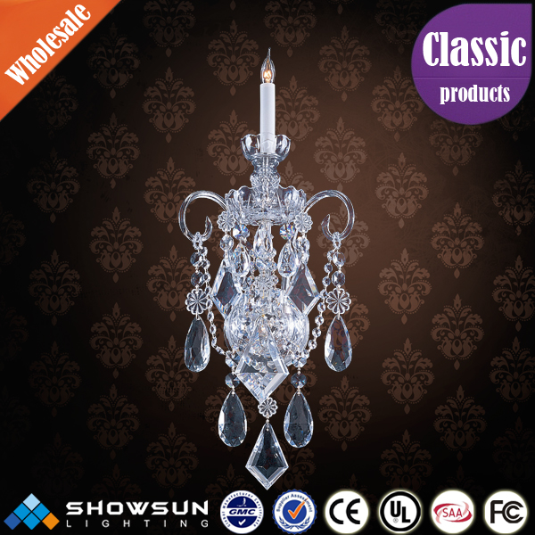 Guangdong high end modern wall sconce for art decoration