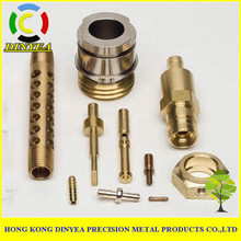 cnc machining, central machinery parts/Brass fitting adapter