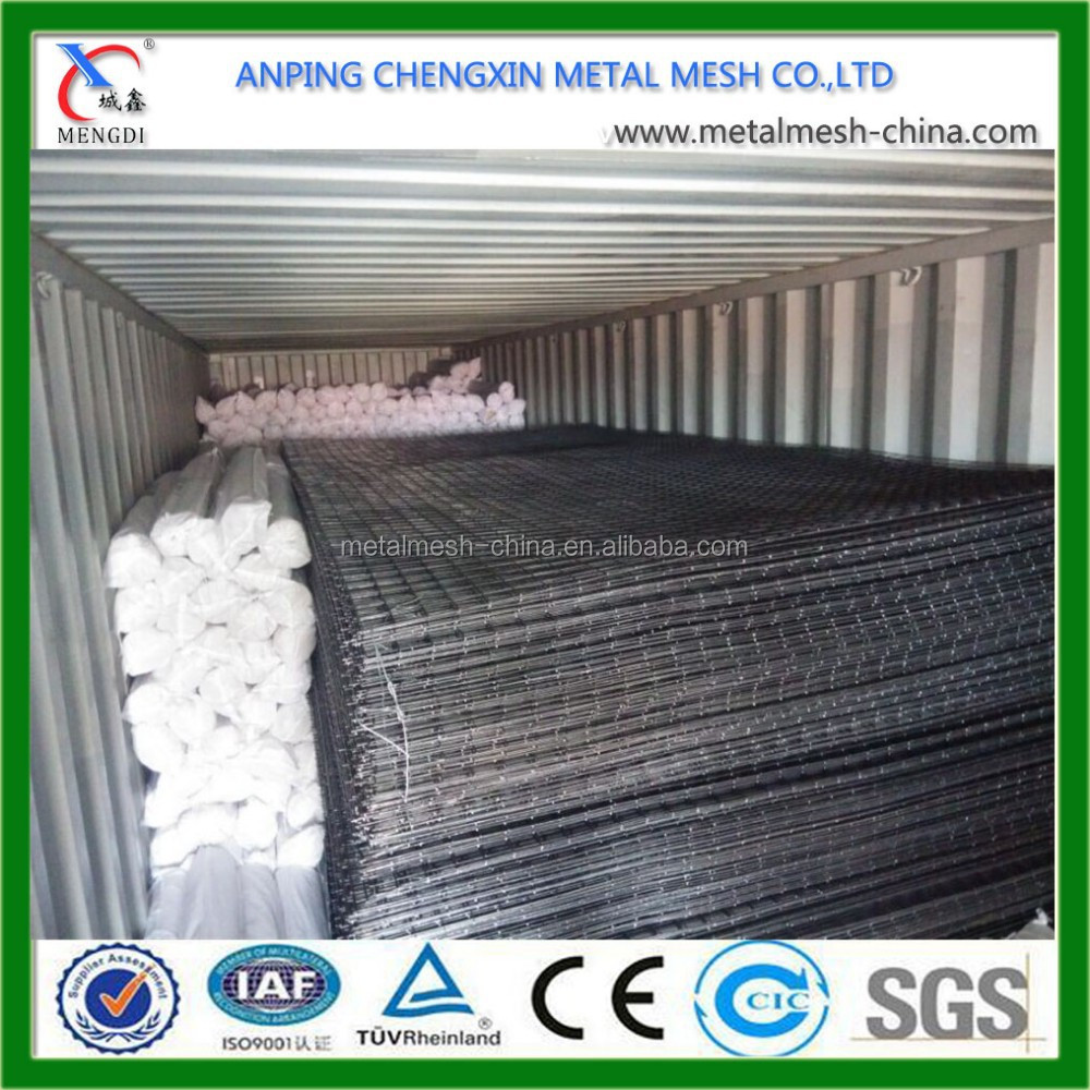 galvanized welded wire mesh livestock panel