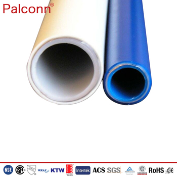 ISO 17484 Yellow Gas Pipes and fittings PEX AL PEX Pipe