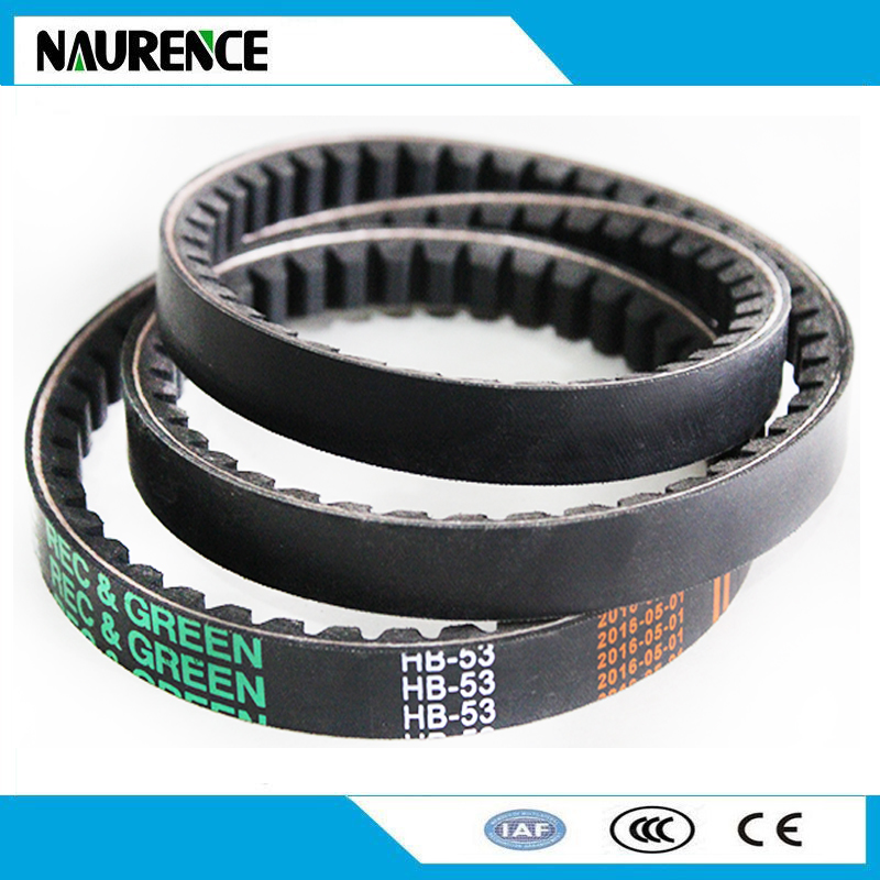 Germany factory price toothed rubber v belt and timing belt for agricultural mahcine