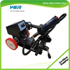 Automatical heated air pvc welding machine and welder