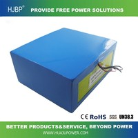 Quality Lifepo4 Battery Pack 24v 24ah Safety and Deep Cycle Battery for Solar Led Lighting