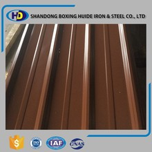 raw materia wholesale corrugated metal roofing sheet