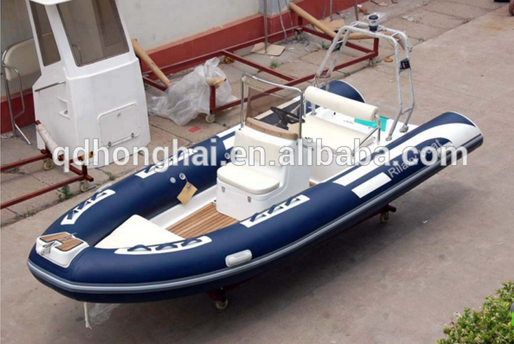 ce certification and fiberglass hull material inflatable catamaran inflatable high speed boat