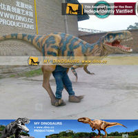 walking with dinosaurs costume mechanical plus silicone dinosaur costume