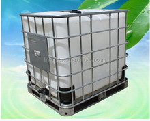 1000l used ibc plastic shipping steel liquid shipping containers/tanks