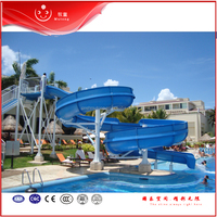 2016 High Quality Whole Sale Price Swimming Pool With Slides