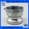 China alibaba foctory manufacturing stainless steel quick coupling