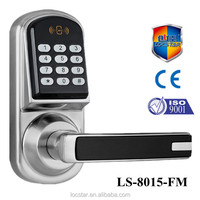 smart design Zinc alloy RF rfid master lock key codes