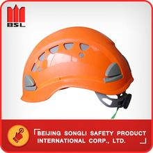 China hot selling top quality SLH-CF51 French type clamping cap helmet