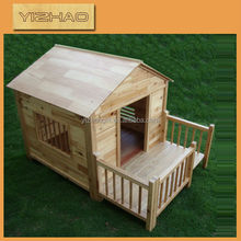 Hot sale High Quality dog house with balconyYZ-1216040