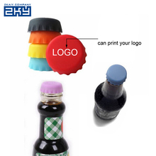 Reusable Replacement Bottle Savers Caps Wine Stopper Silicone Cover Beer Lid