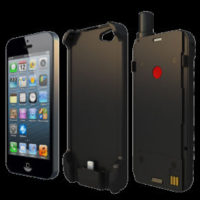 Satellite Phone - SatSleeve for iPhone