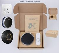 Forrinx Wireless Android IOS APP Control Home Office Burglar Security WIFI Alarm System 433MHz