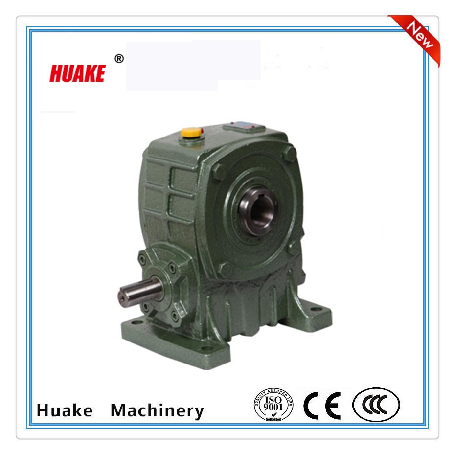 WPKA High torque industrial worm gear speed gearbox
