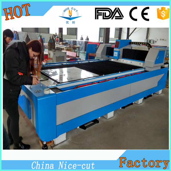 NC-F1530 fiber laser cutting machine