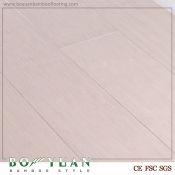 UV Coating Strand Woven Bamboo Flooring Board